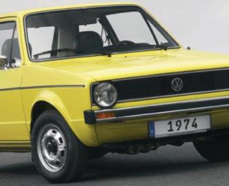 Volkswagen Golf, i 45 anni di un'icona.