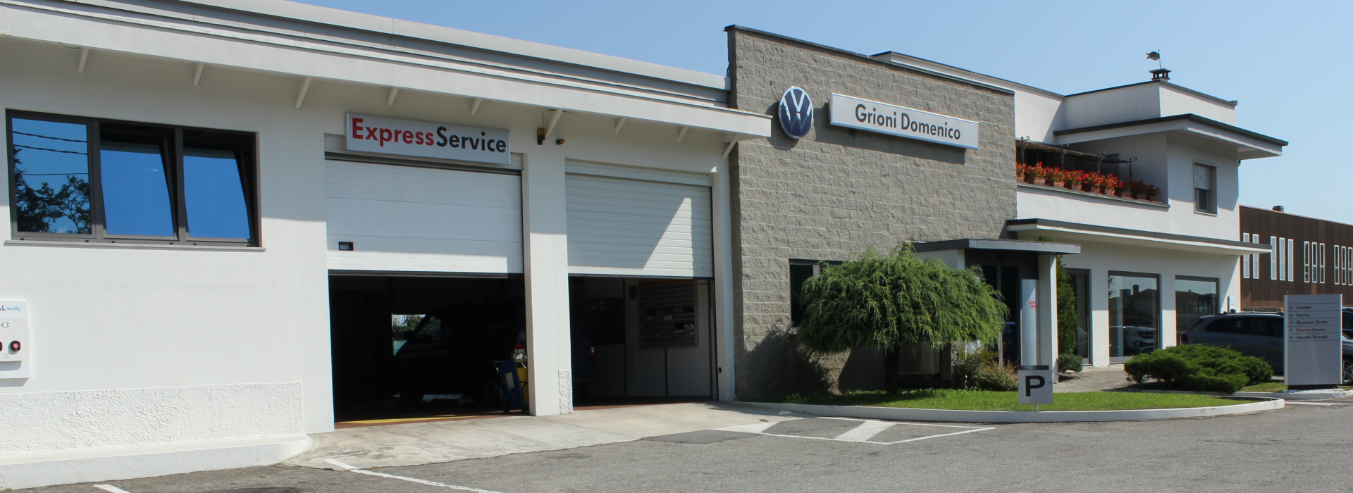 Grioni Service Volkswagen Grioni